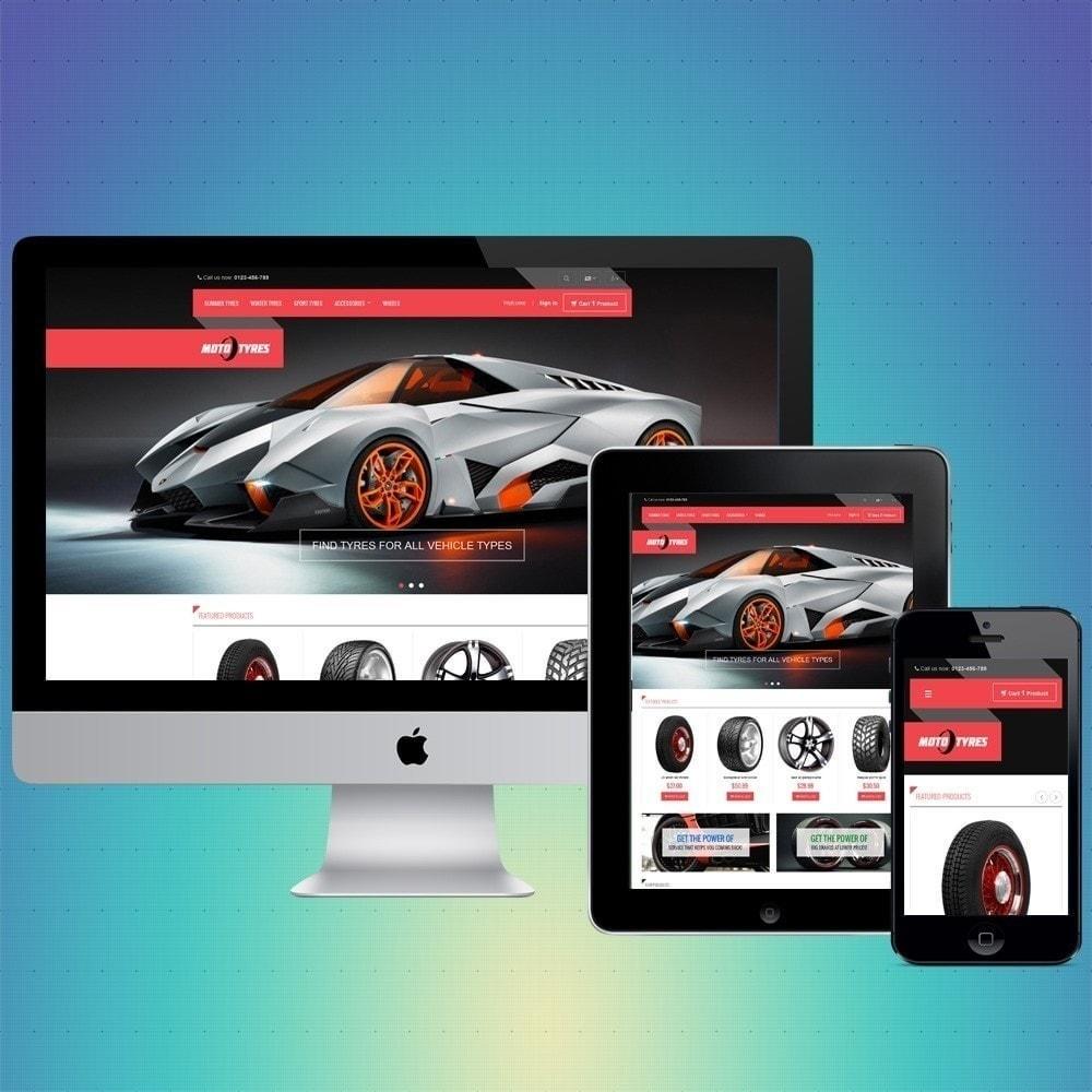 theme - Coches y Motos - VP_Tyres Store - 1