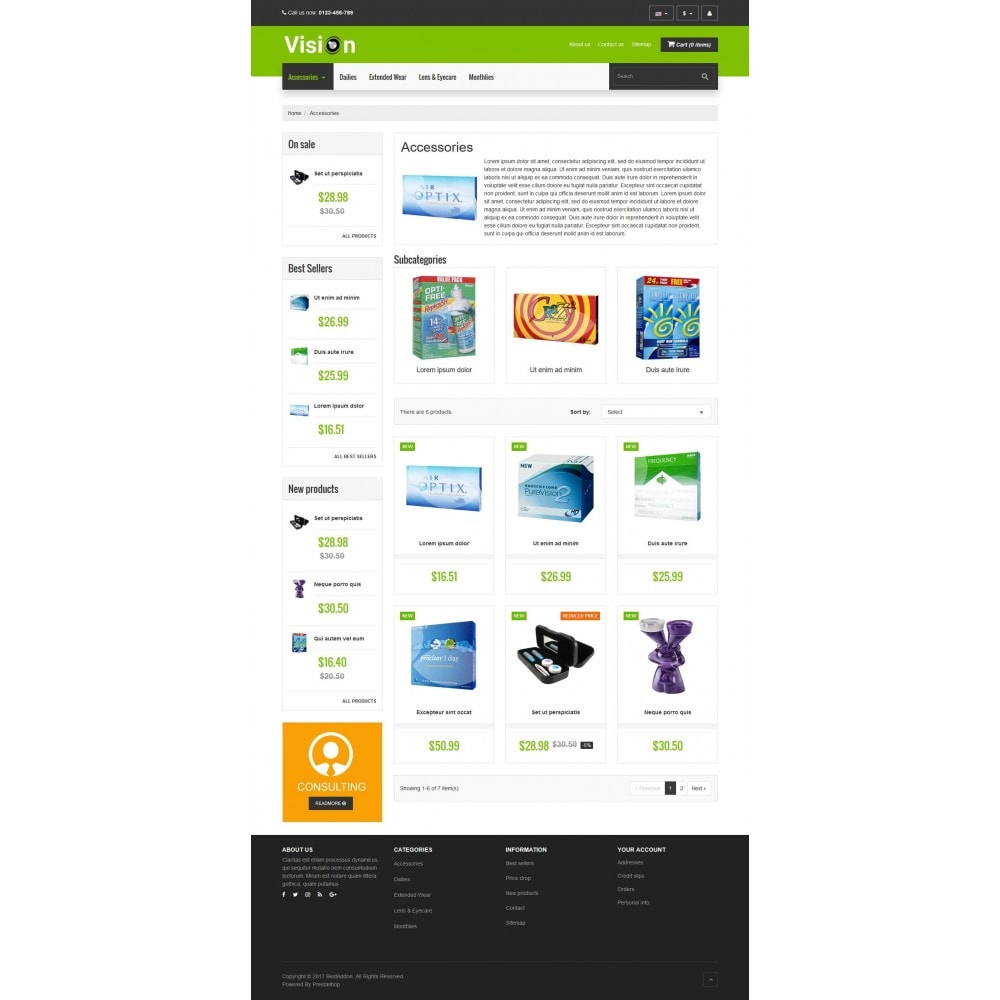 theme - Gezondheid & Schoonheid - VP_Vision Store - 3
