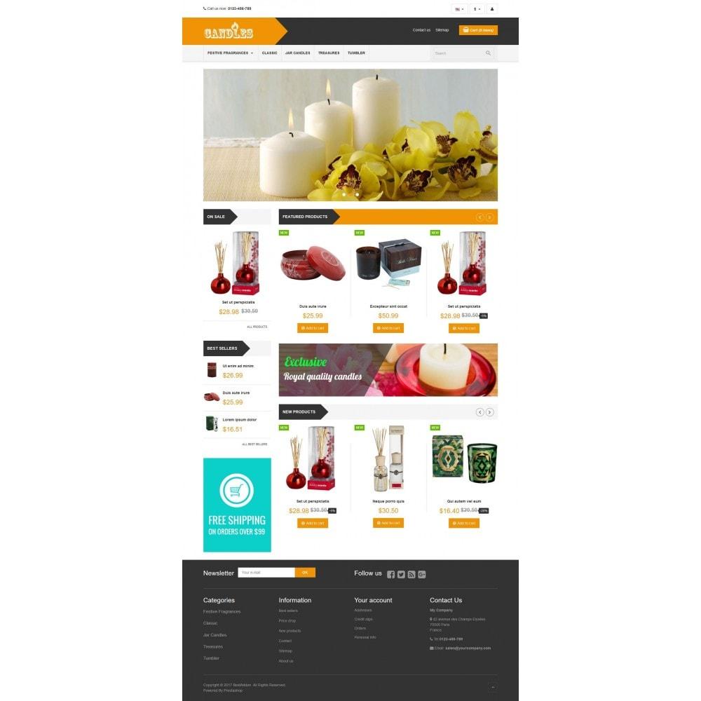theme - Regalos, Flores y Celebraciones - VP_Candles Store - 2