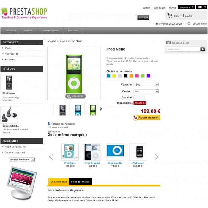 module - Sliders & Galerias - Slider - Products by brand - 3