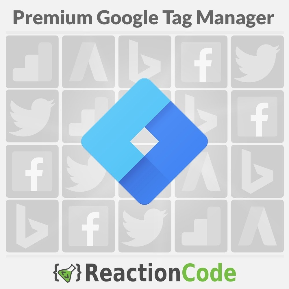 module - Analyses & Statistiques - Premium Google Tag Manager - 1
