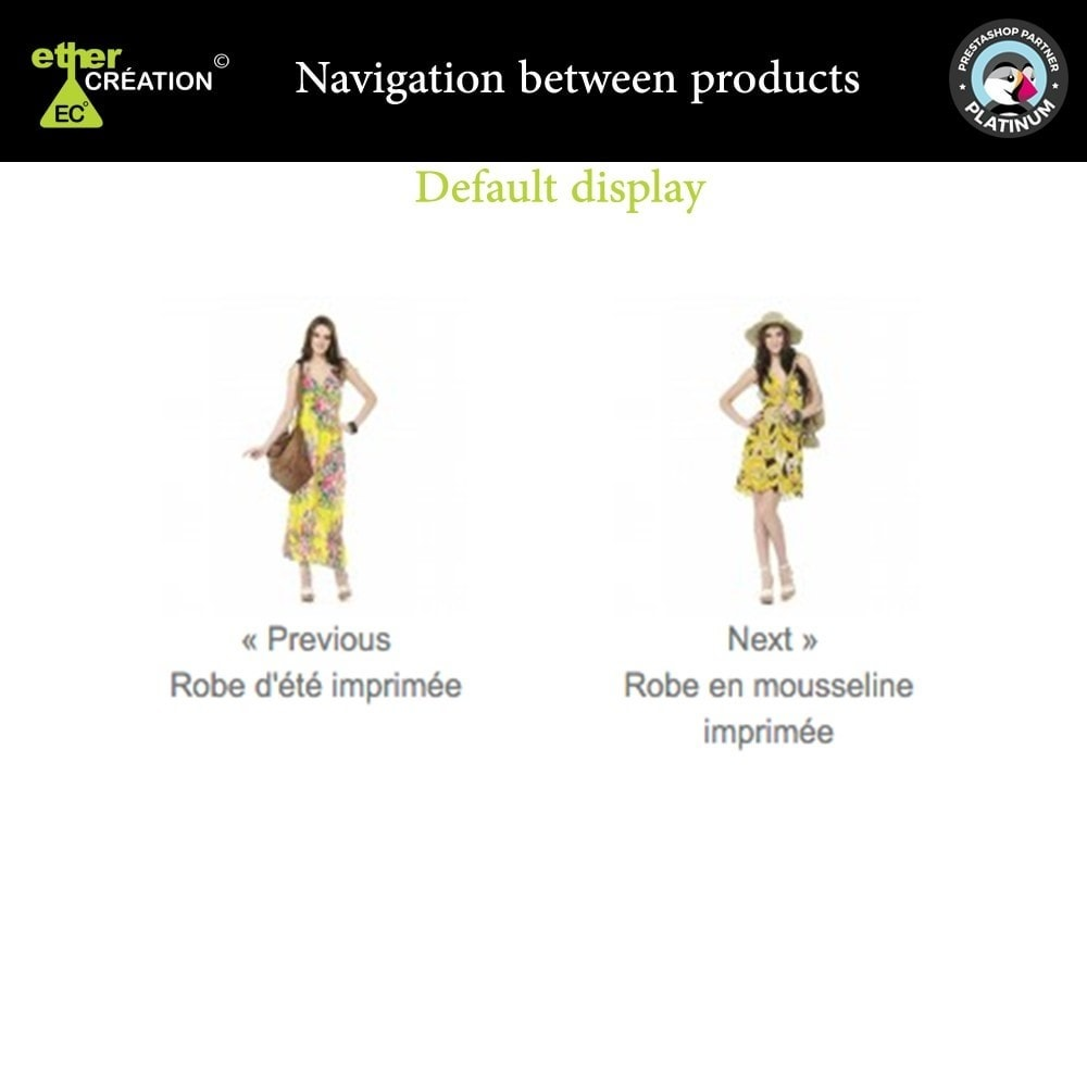 module - Navigation Tools - Next/Previous product on the product page - 2