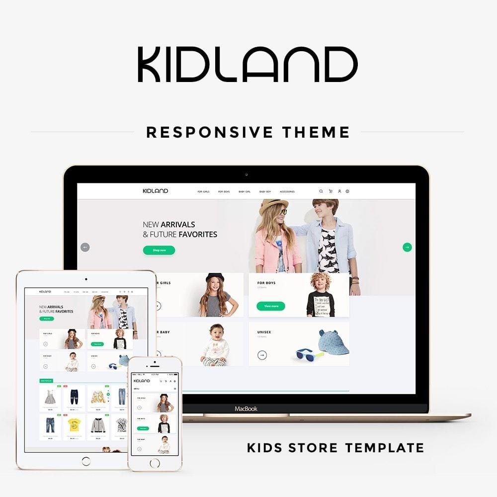 theme - Kinder & Spielzeug - Kidland - 1