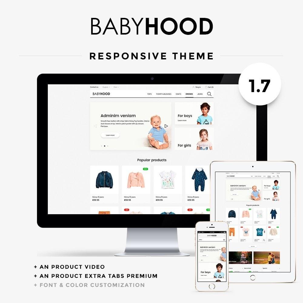 theme - Kinder & Spielzeug - BabyHood - 1