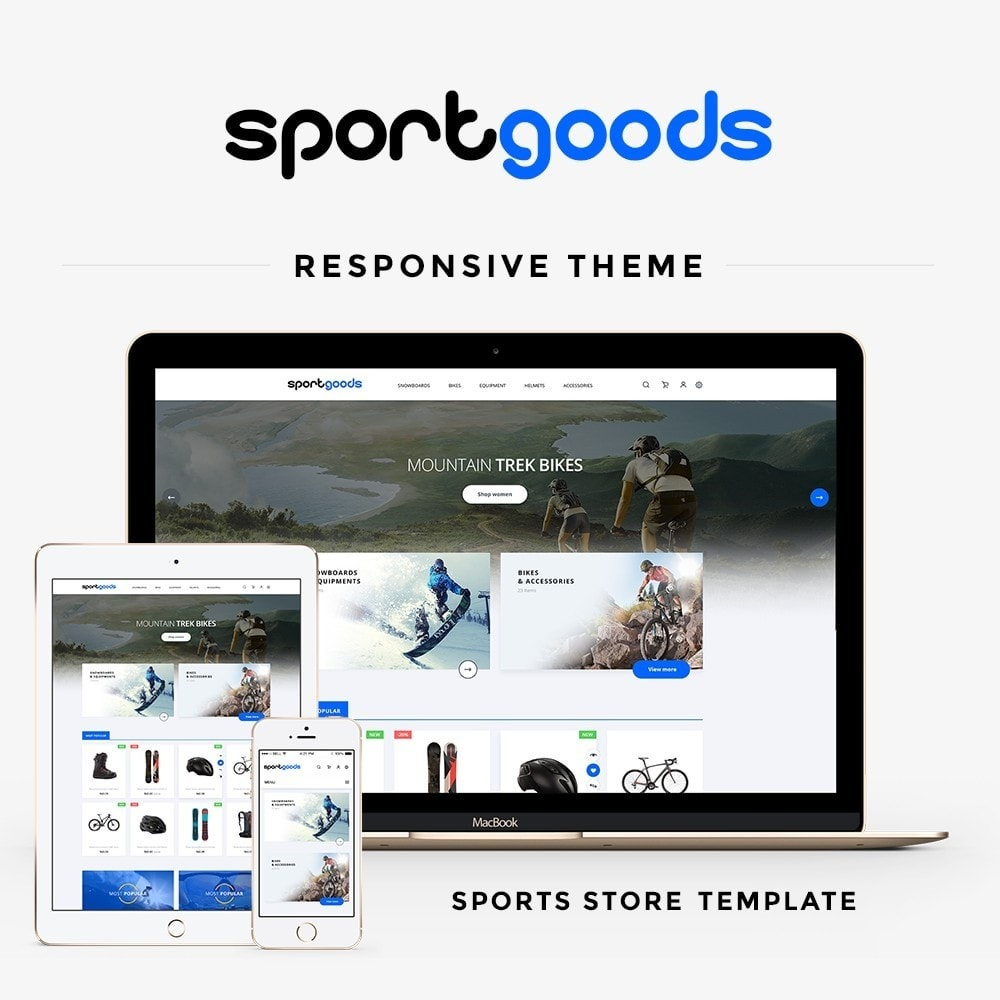 theme - Sport, Attività & Viaggi - Sportgoods - 1
