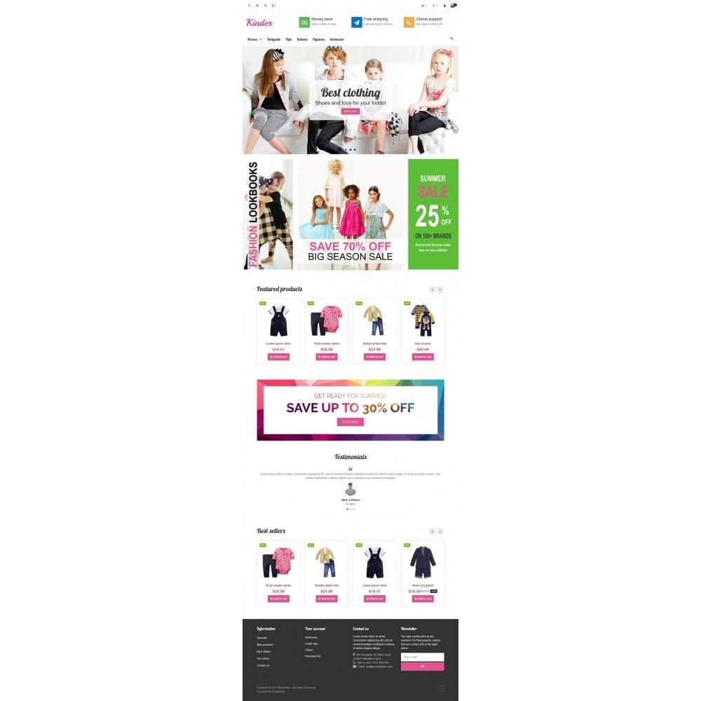 theme - Bambini & Giocattoli - VP_Kinder Store - 2