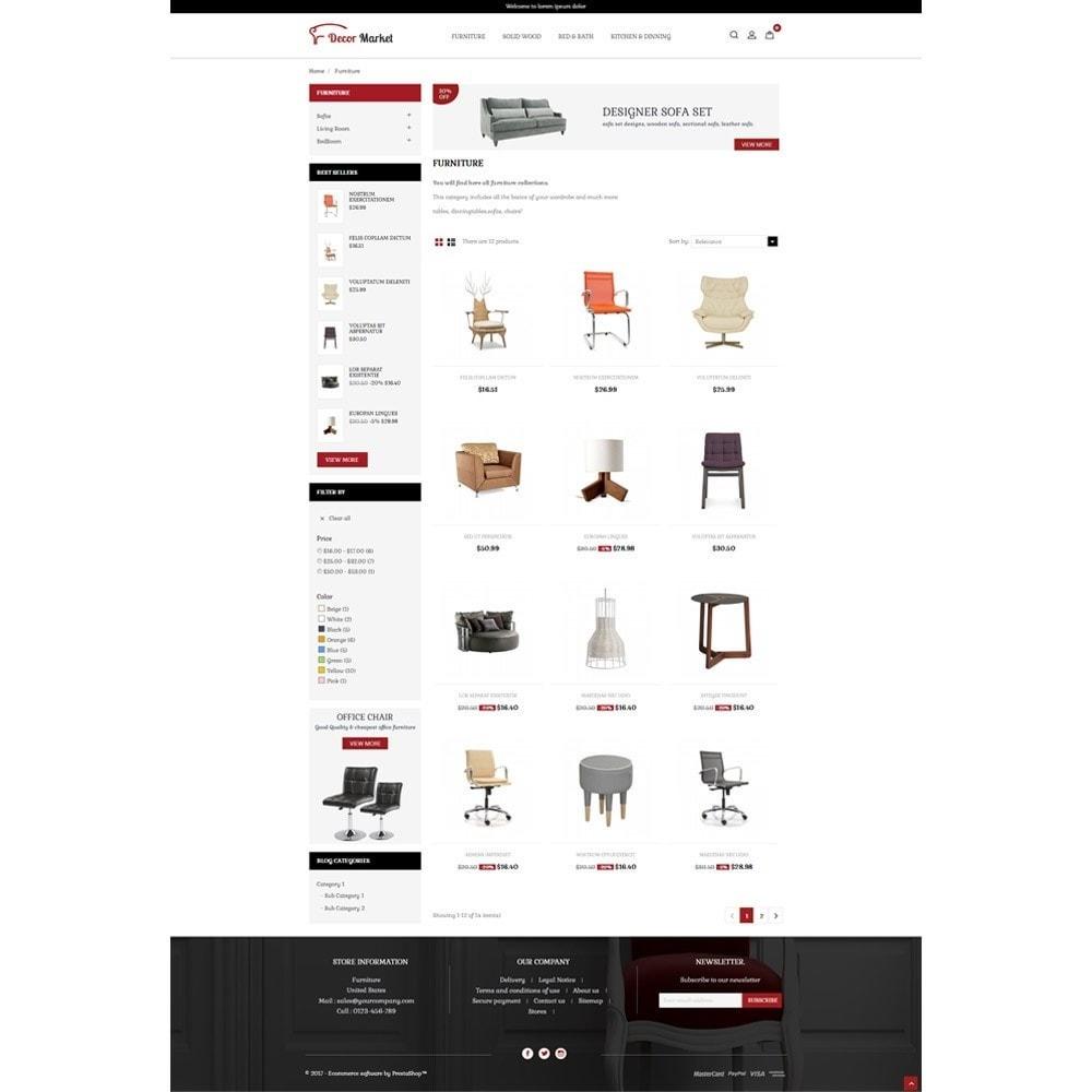 theme - Huis & Buitenleven - DecoreMarket Furniture Store - 3