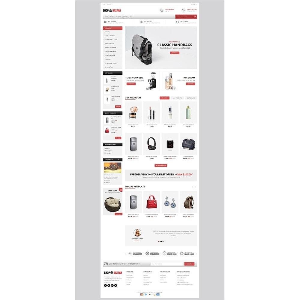 theme - Electronique & High Tech - ShopBazar Mega Store - 2