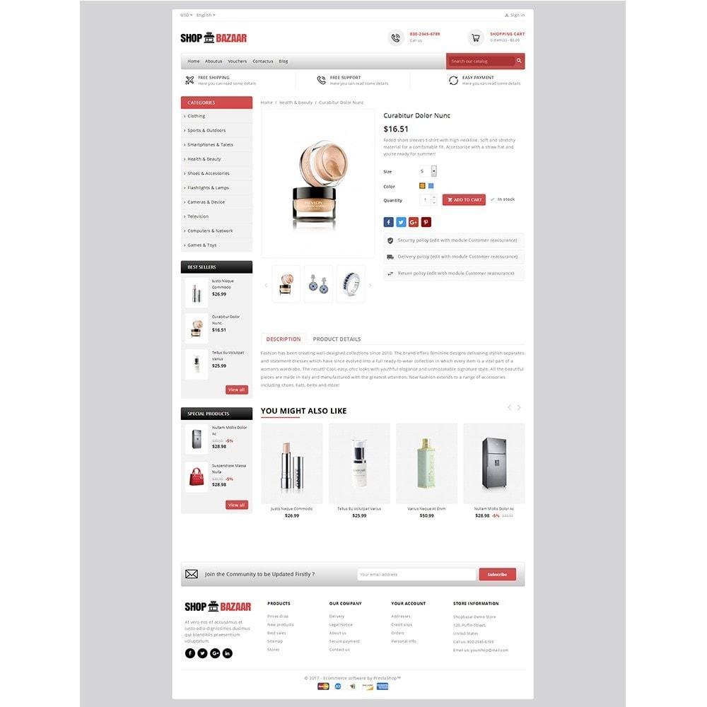 theme - Electronique & High Tech - ShopBazar Mega Store - 5
