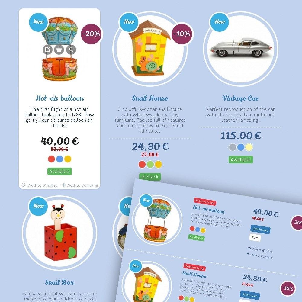 theme - Zabawki & Artykuły dziecięce - Happy Kids - 4