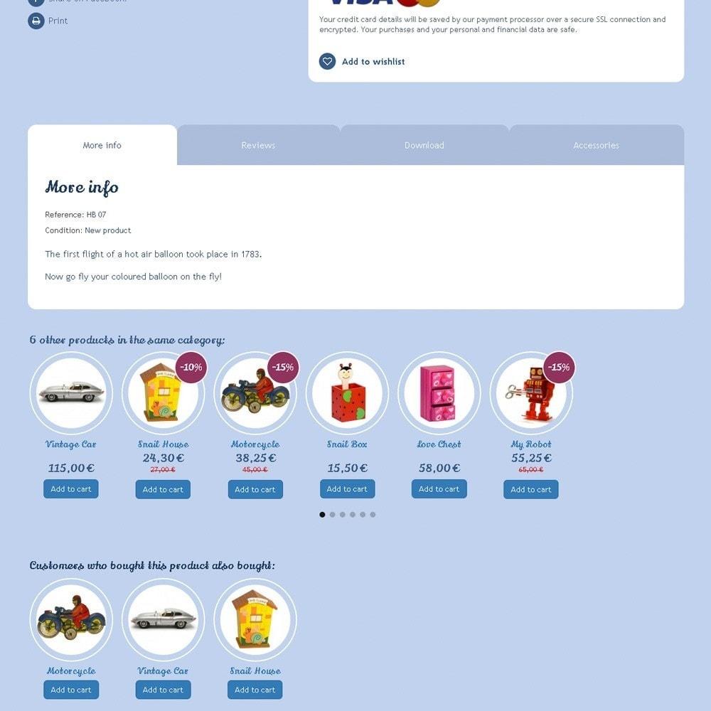 theme - Zabawki & Artykuły dziecięce - Happy Kids - 6