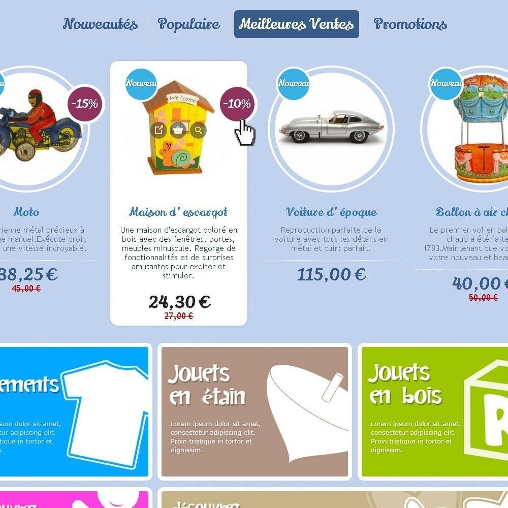 theme - Enfants & Jouets - Happy Kids - 3