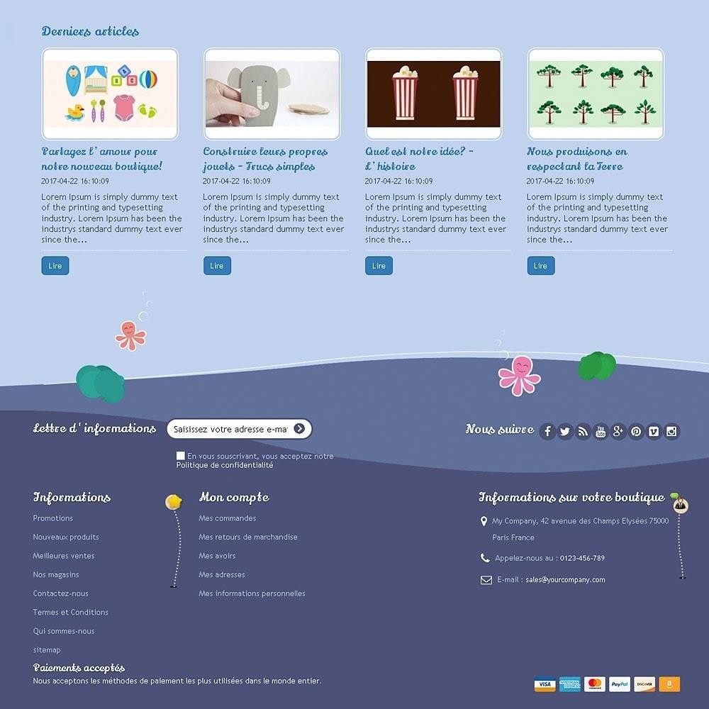 theme - Enfants & Jouets - Happy Kids - 9