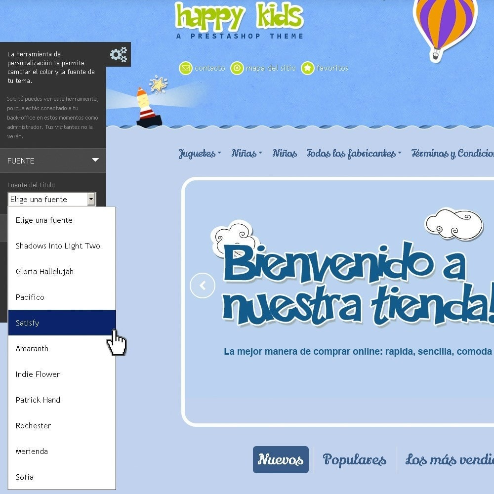 theme - Niños y Juguetes - Happy Kids - 12