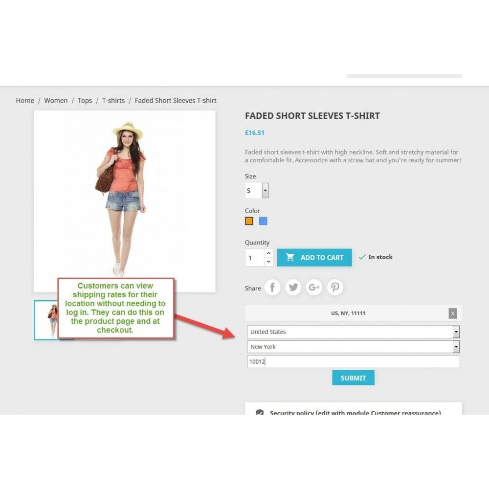 module - Versanddienstleister - UPS Shipping + Label Printing - 1