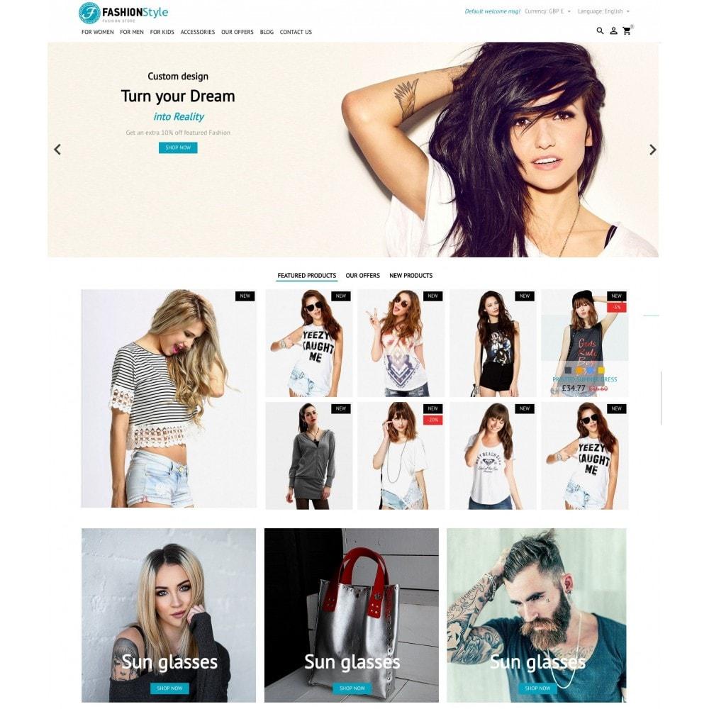 theme - Mode & Schoenen - FashionStyle - 2