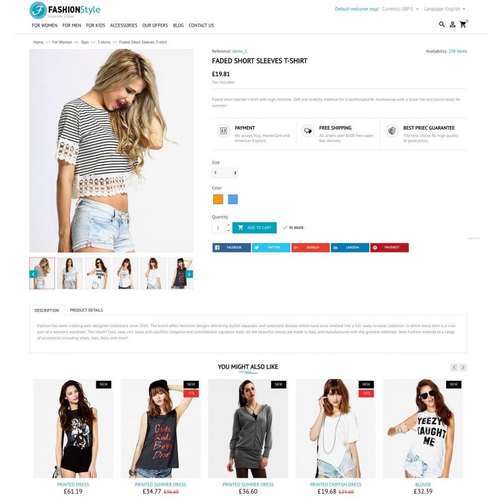 theme - Mode & Schoenen - FashionStyle - 7