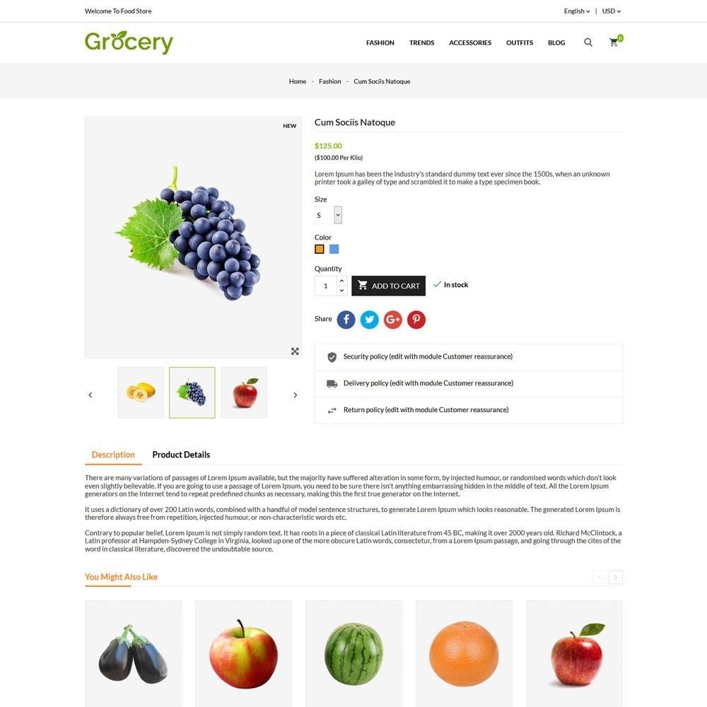 theme - Eten & Restaurant - Grocery Store - 5