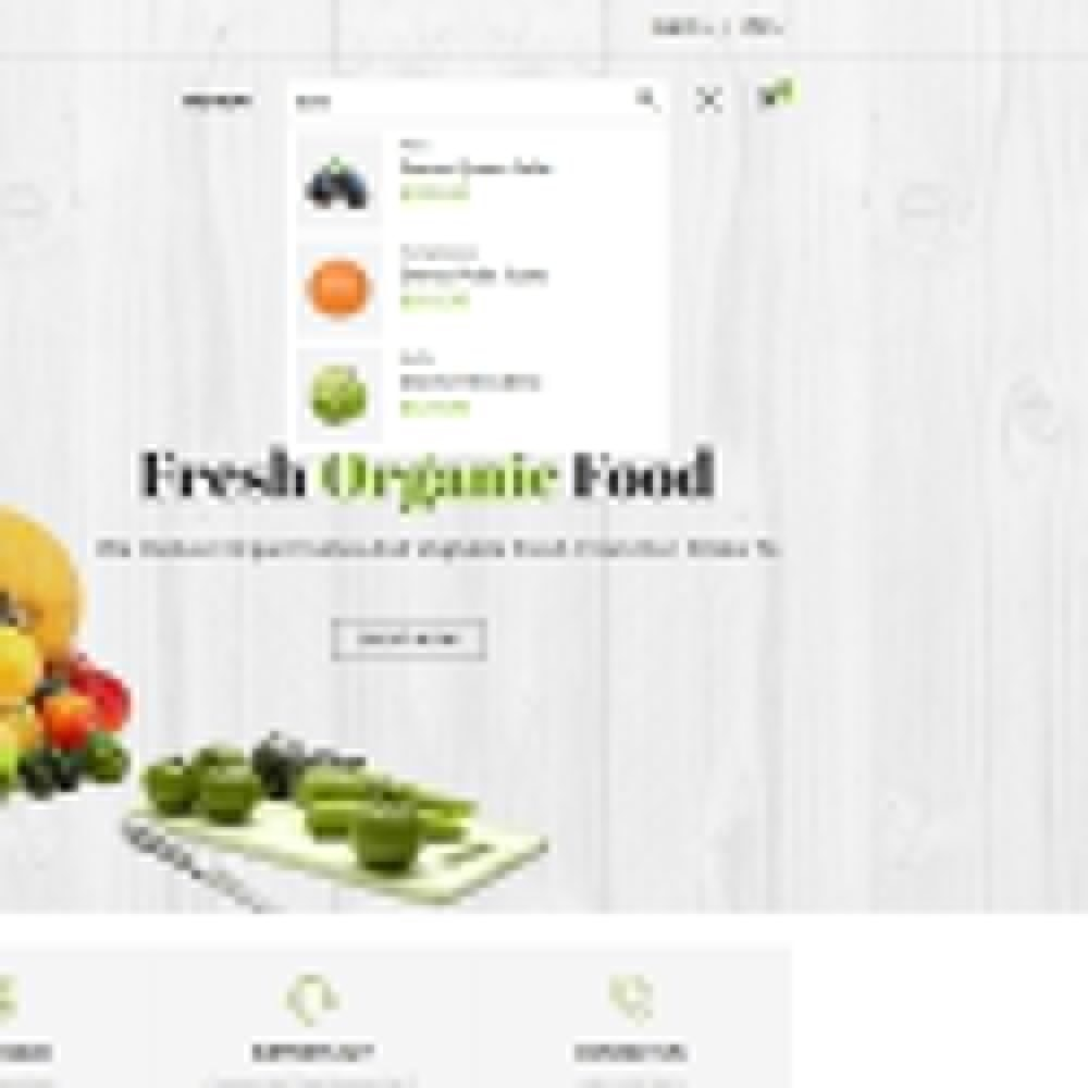 theme - Eten & Restaurant - Grocery Store - 6