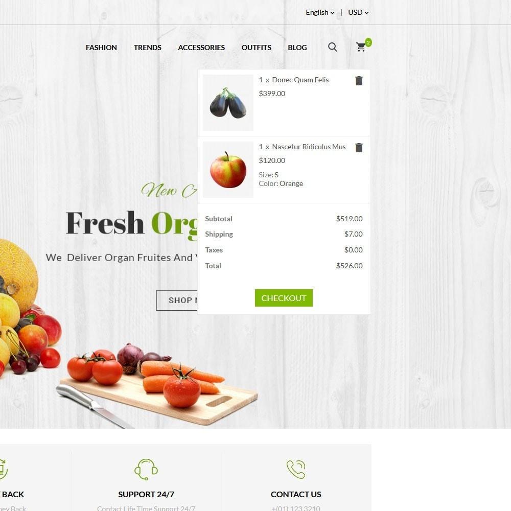 theme - Eten & Restaurant - Grocery Store - 7