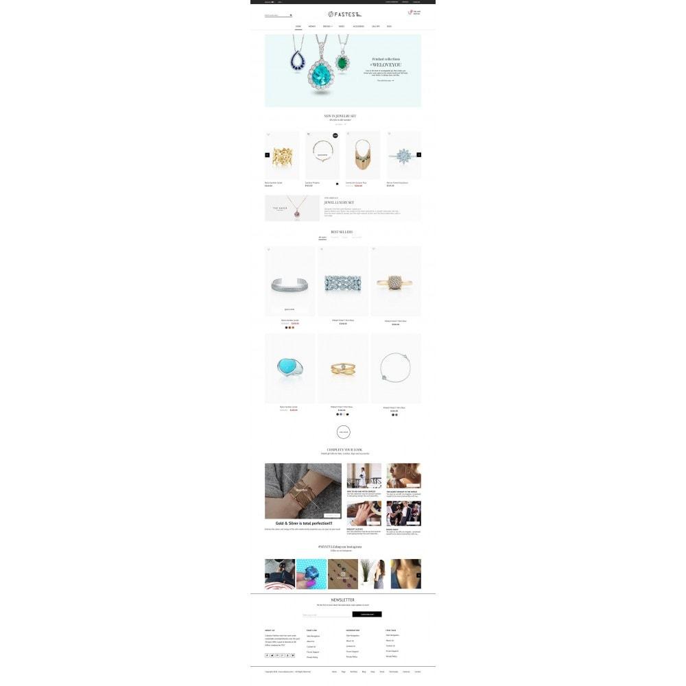 theme - Mode & Schoenen - Fastest - Fashion & Accessories Multi Purpose-5 design - 3
