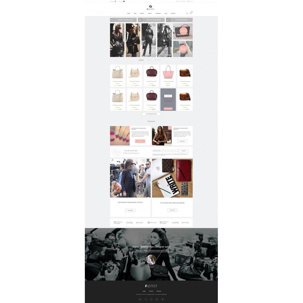 theme - Mode & Schoenen - Fastest - Fashion & Accessories Multi Purpose-5 design - 4