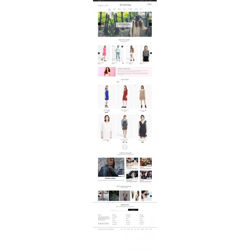 theme - Mode & Schoenen - Fastest - Fashion & Accessories Multi Purpose-5 design - 5