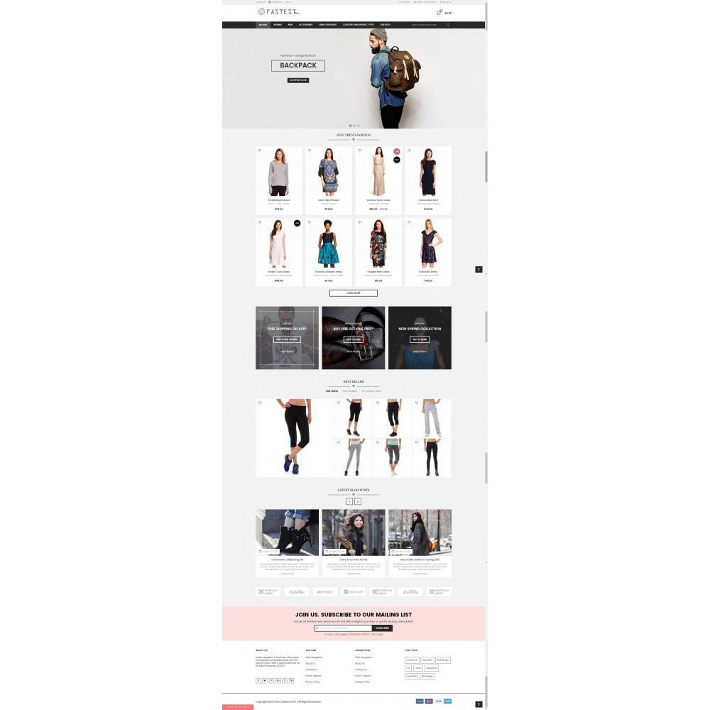 theme - Mode & Schoenen - Fastest - Fashion & Accessories Multi Purpose-5 design - 6