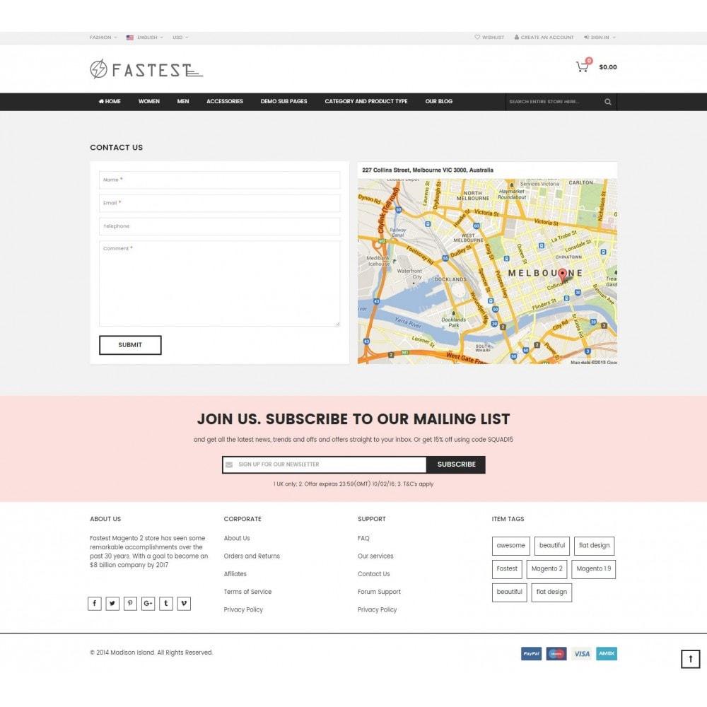 theme - Mode & Schoenen - Fastest - Fashion & Accessories Multi Purpose-5 design - 14