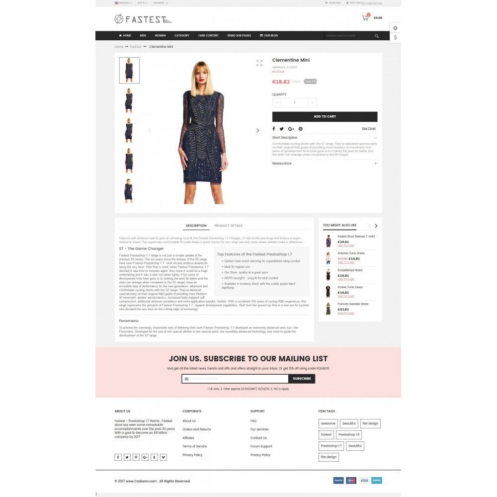 theme - Mode & Schoenen - Fastest - Fashion & Accessories Multi Purpose-5 design - 15
