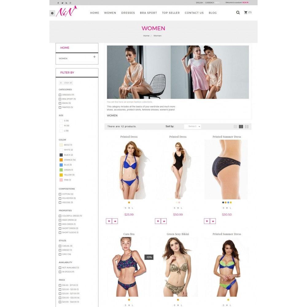 theme - Lingerie & Adult - Bikini And Lingerie Shop - 4