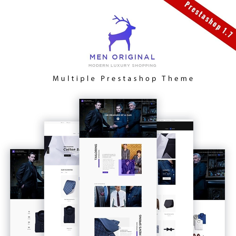 theme - Mode & Schoenen - Leo Men Original - 1