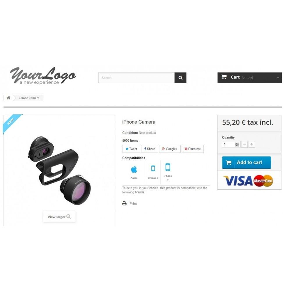 module - Bundels & Personalisierung - Products Compatibilities - 6