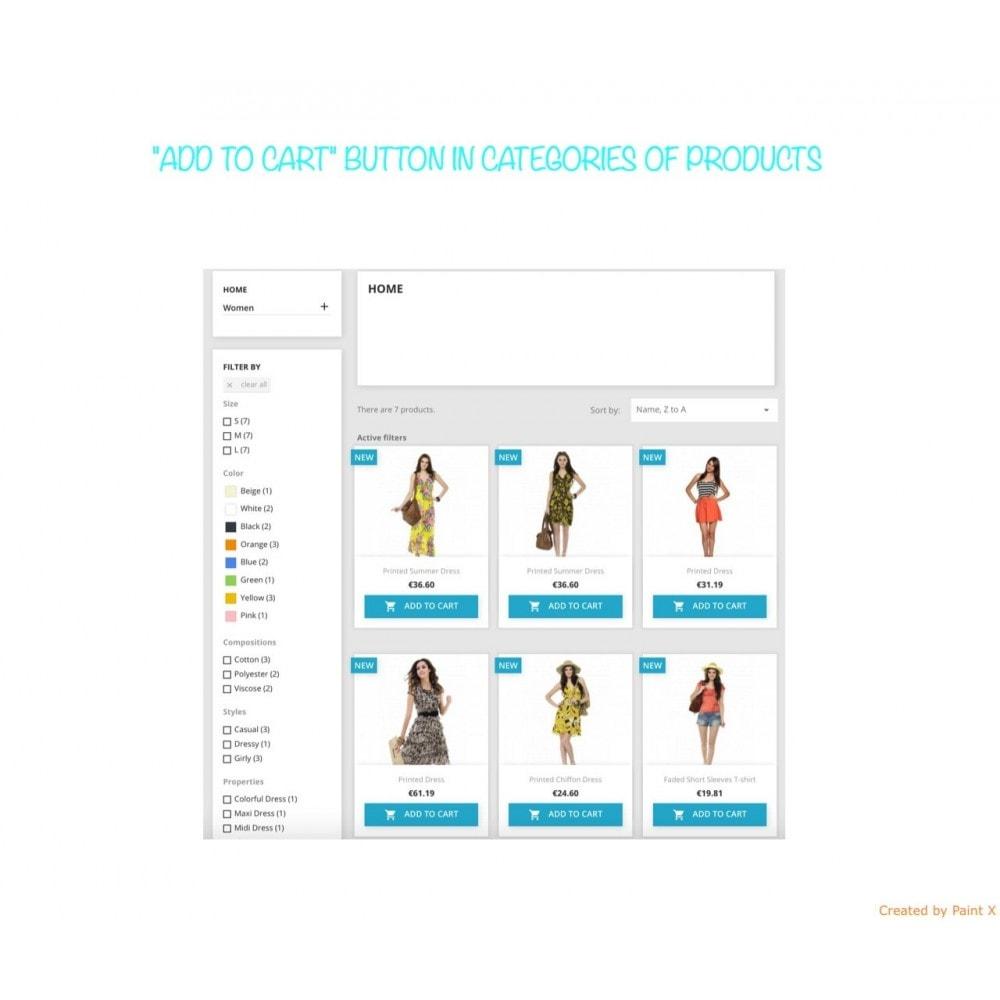"""module - Inscripción y Proceso del pedido - El botón """"Añadir al carrito"""" en la lista de productos - 2"""