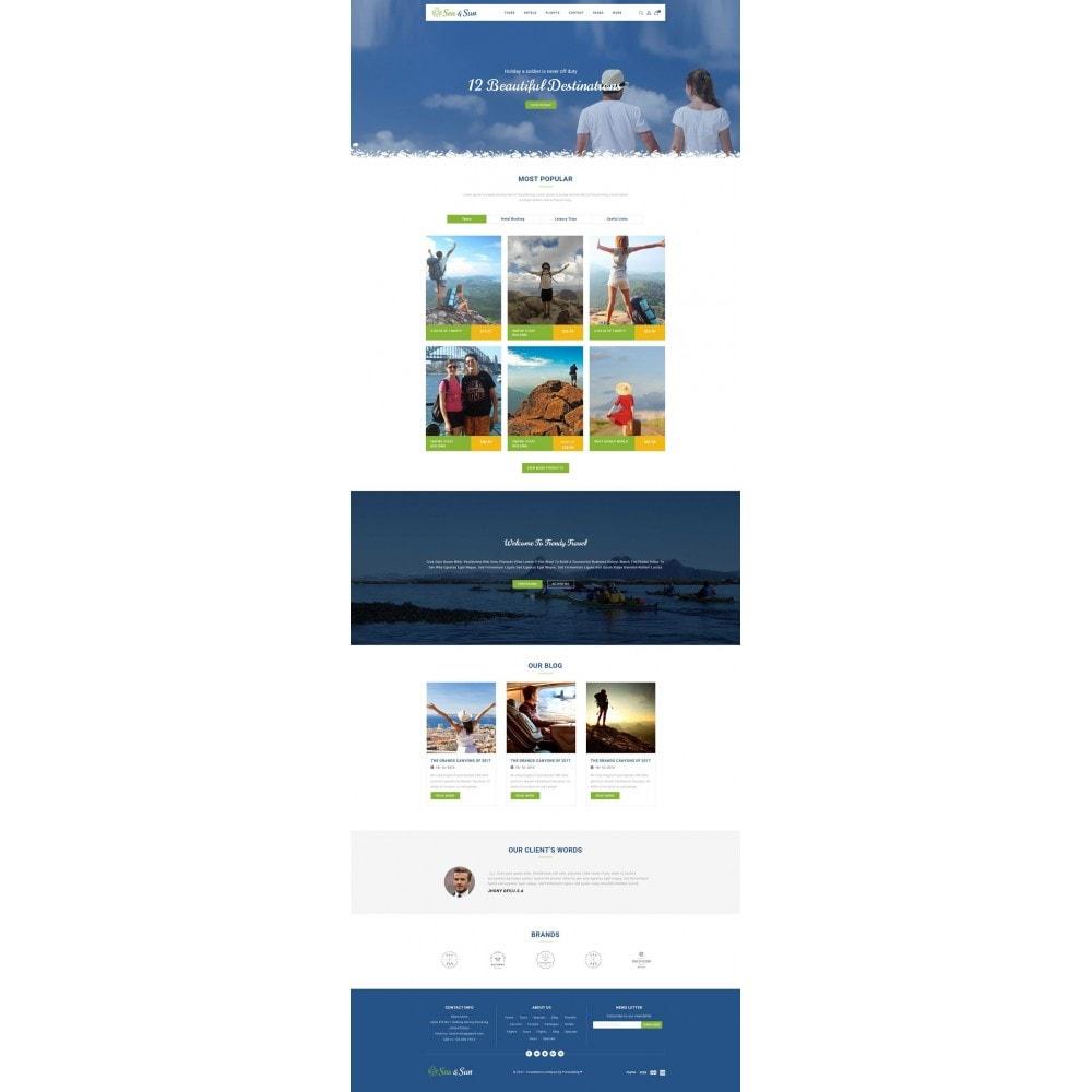 theme - Sport, Aktivitäten & Reise - Sea & Sun - Travel Store - 2