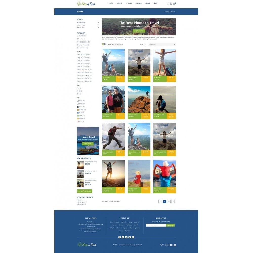 theme - Sport, Aktivitäten & Reise - Sea & Sun - Travel Store - 3