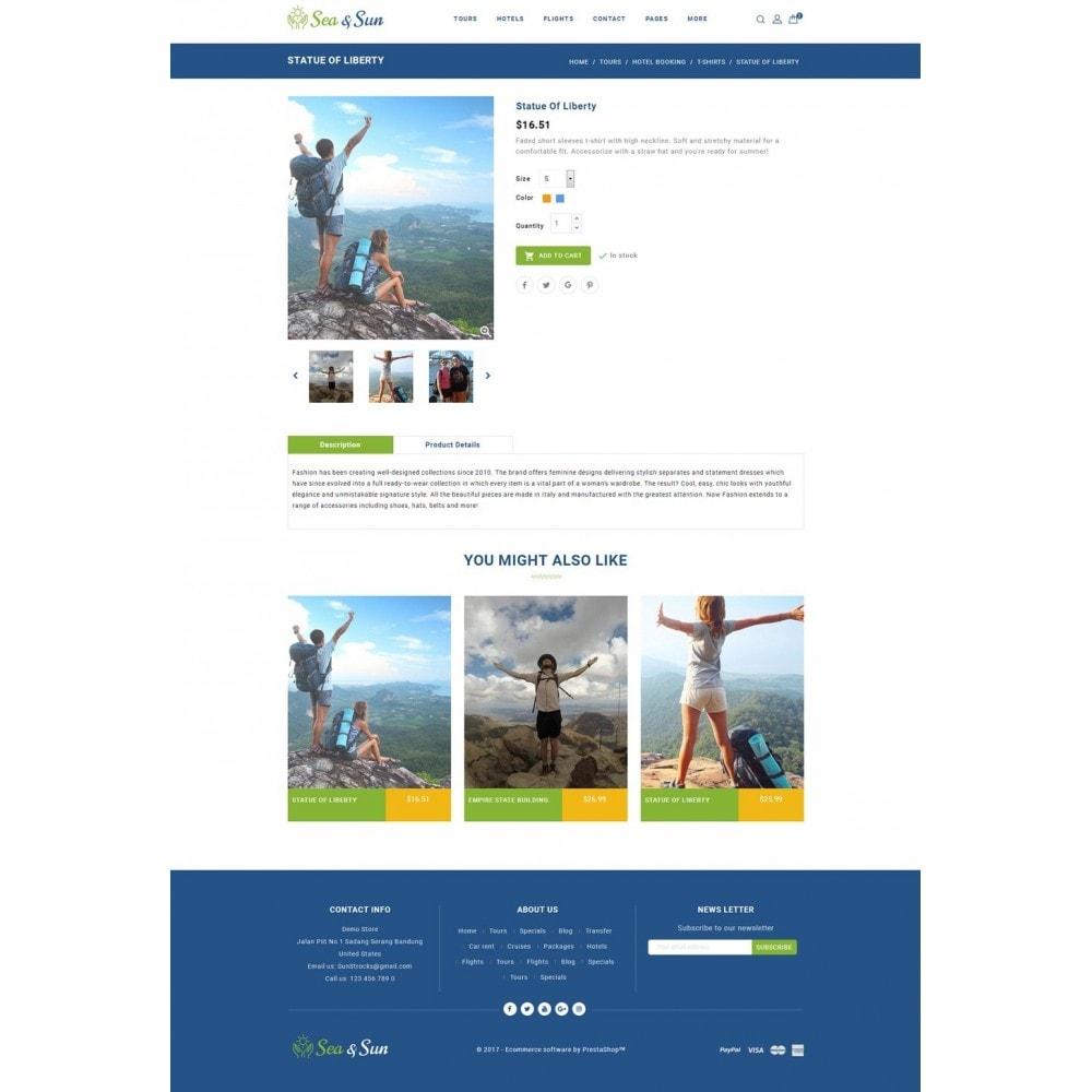 theme - Sport, Aktivitäten & Reise - Sea & Sun - Travel Store - 5