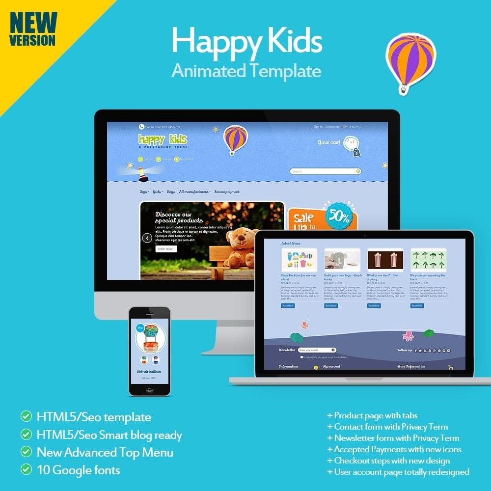 theme - Crianças & Brinquedos - Happy Kids - 1