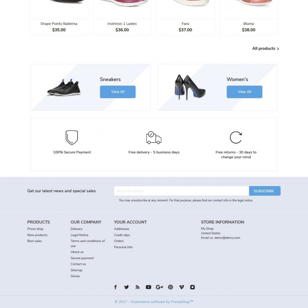 theme - Mode & Chaussures - Talarii Shop - 4