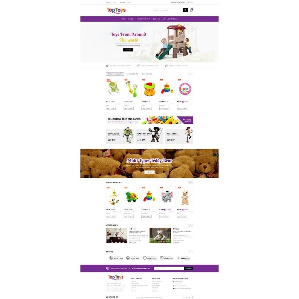theme - Дети и Игрушки - Top Toys Store - 2