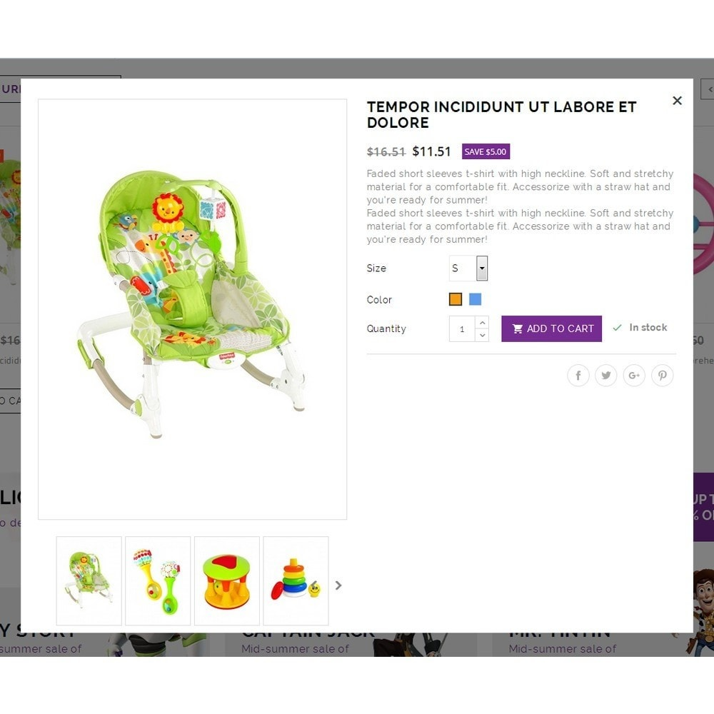 theme - Дети и Игрушки - Top Toys Store - 8