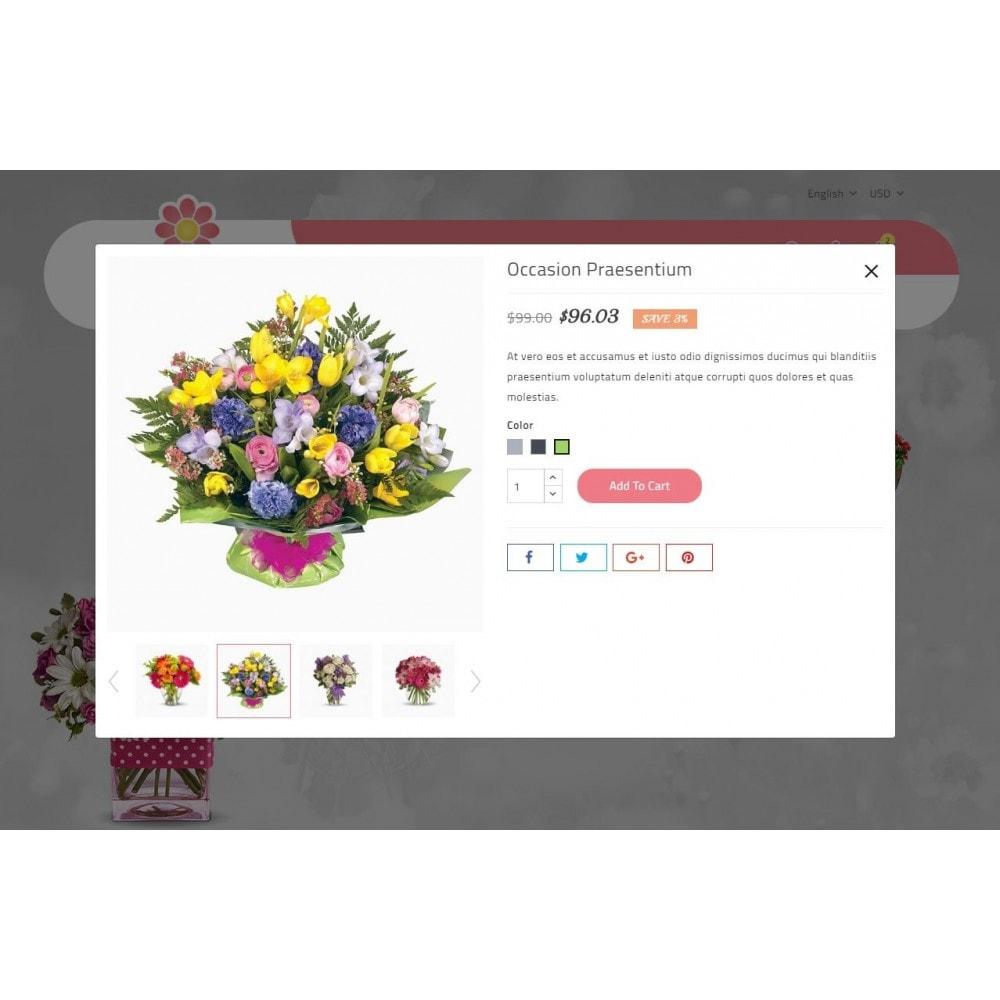 theme - Regalos, Flores y Celebraciones - Bucket Flower Store - 7