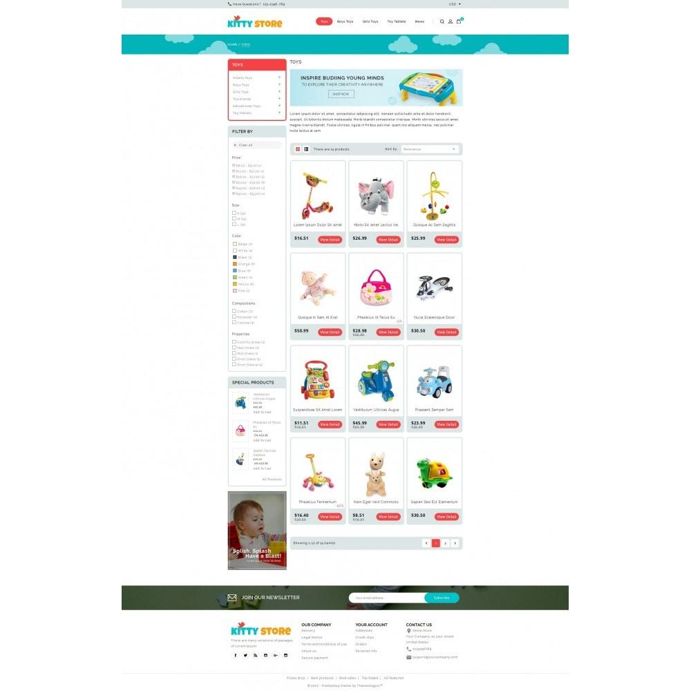 theme - Kids & Toys - KittyStore - Online Toys Store - 3