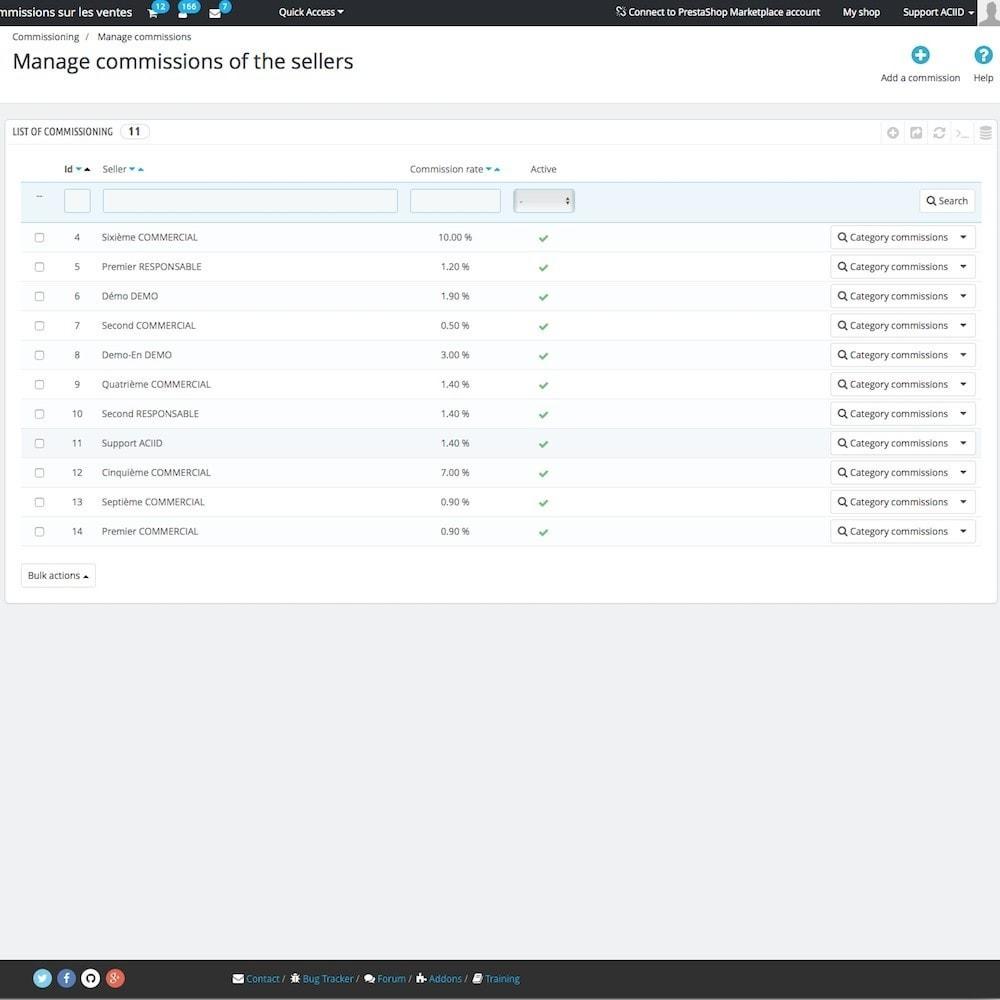 module - Księgowość & Fakturowania - Sales commissions - 4
