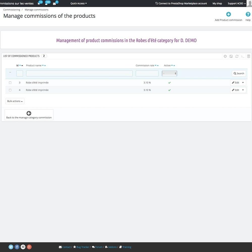 module - Księgowość & Fakturowania - Sales commissions - 10