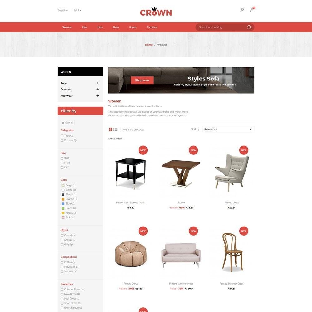 theme - Huis & Buitenleven - Interior - Furniture Store - 3