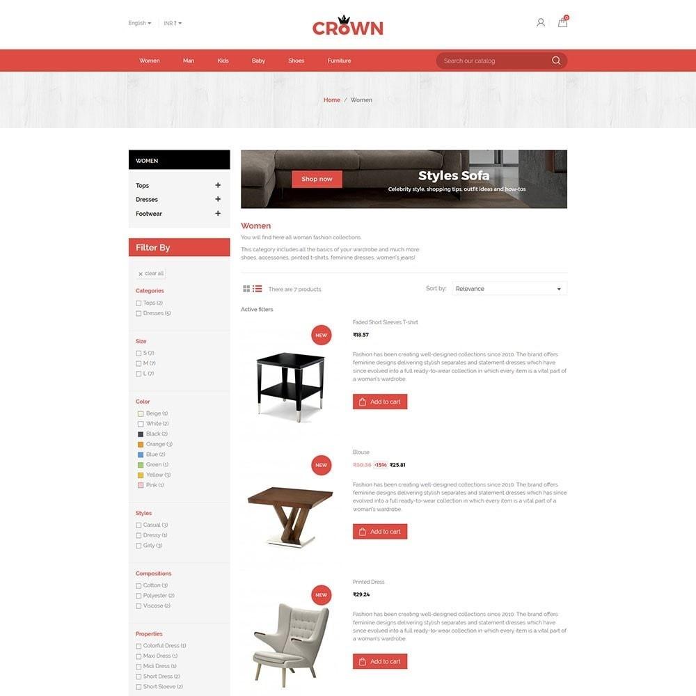 theme - Huis & Buitenleven - Interior - Furniture Store - 4