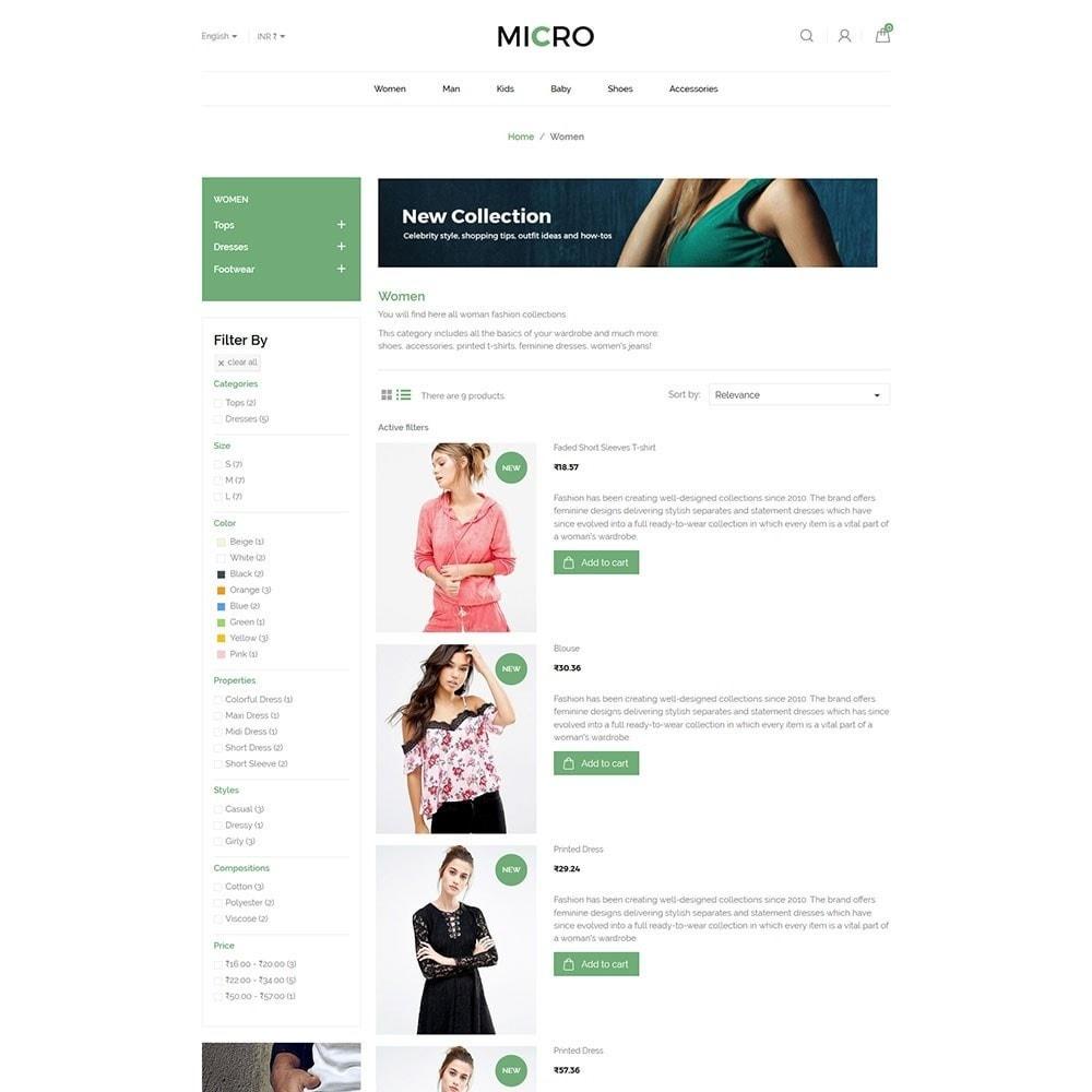 theme - Moda & Calçados - Fashion Store - 4