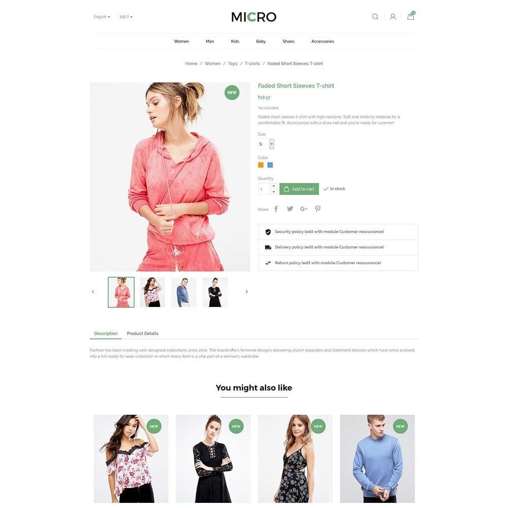 theme - Moda & Calçados - Fashion Store - 5