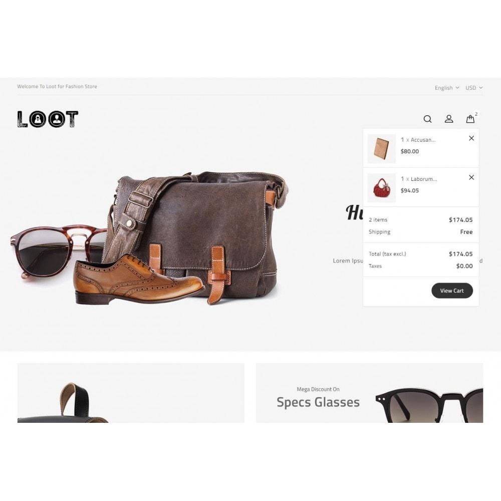 theme - Moda & Calzature - Loot - Online Fashion Store - 8